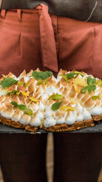 Patisserie tarte au citrons meringué de chez Twenty Peas