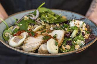 FORMULE 2 : Viande & Salade